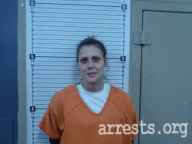 Ashley Adkins Arrest Photo