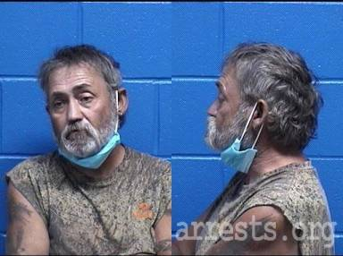 Bruce Asby  Arrest Photo