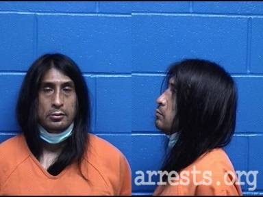 Shannon Spotted-Eagle  Arrest Photo