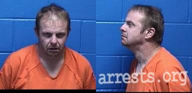 Andy Anderson Arrest Photo