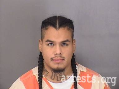 Brandon Freemont Arrest Photo