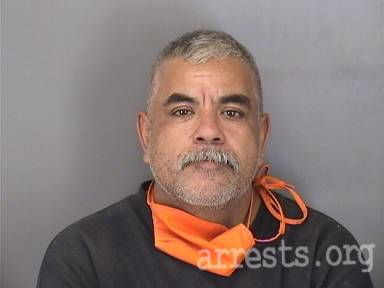 Ovidio Aguirre Arrest Photo
