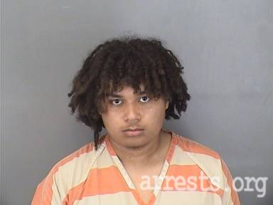 Davion Snider Arrest Photo