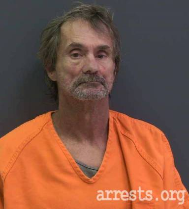 Mark Steele Arrest Photo