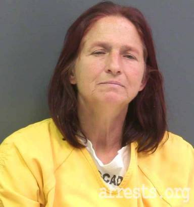 Mary Belanger Arrest Photo