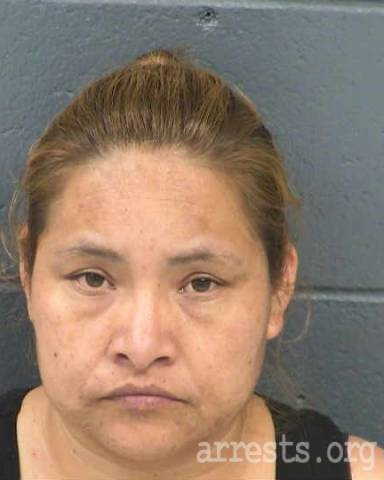 Erica Cardona-duron Arrest Photo