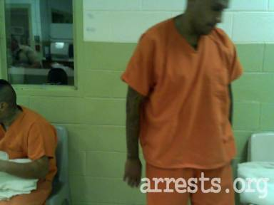 Ernesto Ybarra Arrest Photo