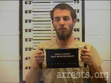 Aaron Stanley Arrest Photo