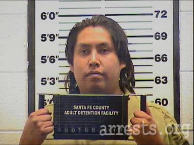 Kyle Trujillo-sloan Arrest Photo
