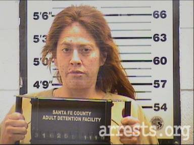 Felicia Martinez Arrest Photo