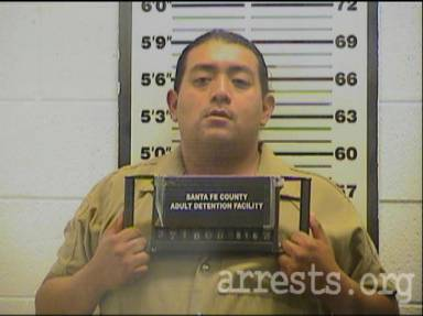 Douglas Tortalita Arrest Photo