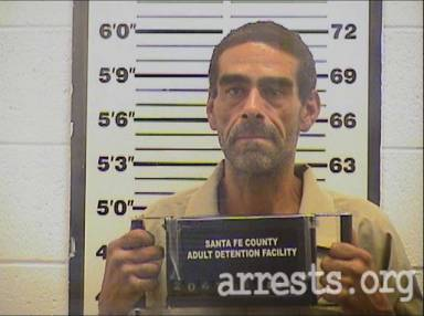 John Armijo Arrest Photo