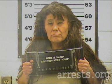 Michelle Archuleta Arrest Photo