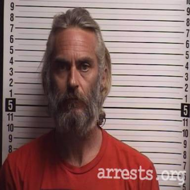 Randy Pearson Arrest Photo