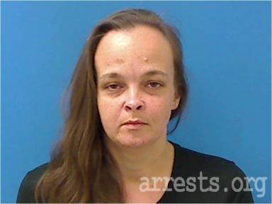 Melissa Mccurry Arrest Photo