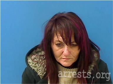 Kassandra South Arrest Photo