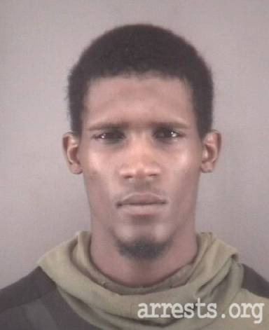 Muhammed Lawrence Arrest Photo