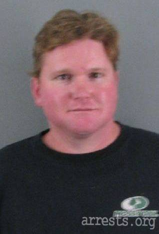 Justin Sikes Arrest Photo