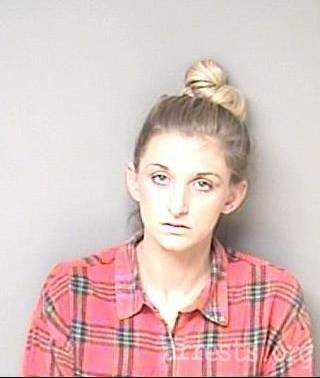 Madison Stansell Arrest Photo