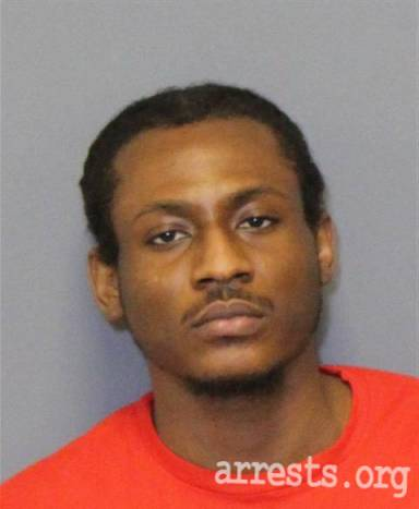 Andrell Watson Arrest Photo