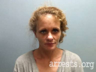 Cook-Guthrie Emma Arrest Photo
