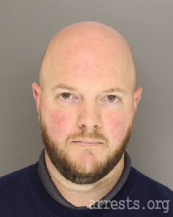 Chesley Kennedy Arrest Photo