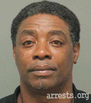 Dwight Sharper Arrest Photo