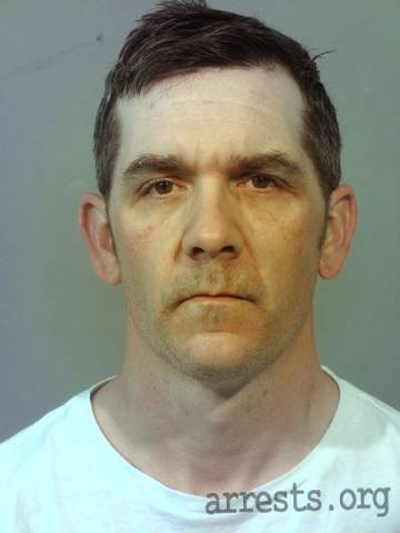 Timothy Getchell Arrest Photo
