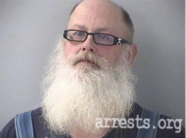 Russell Saylor Arrest Photo
