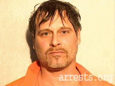 Alexander Otero Arrest Photo