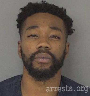 Jair Crooms Arrest Photo