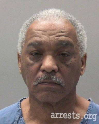 Terry Sims Arrest Photo