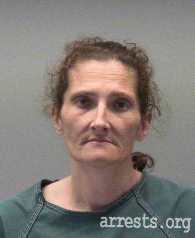 Jennifer Knight Arrest Photo