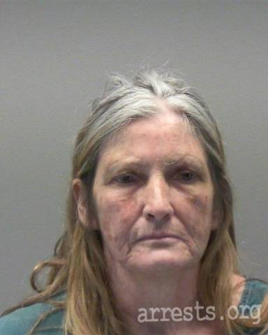 Sandra Mason Arrest Photo