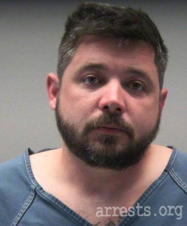 Russell Condiff Arrest Photo