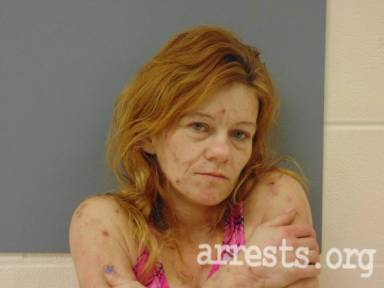 Bobbie Lotts Arrest Photo