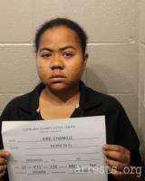 Chanelle Kirk Arrest Photo