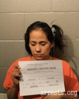 Crystal Walker Arrest Photo
