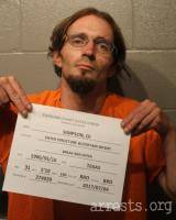 Dj Simpson Arrest Photo