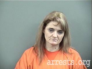 Carrie Clune Arrest Photo