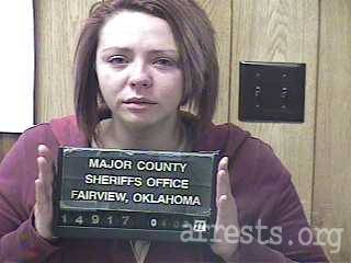 Ashley Gould Arrest Photo