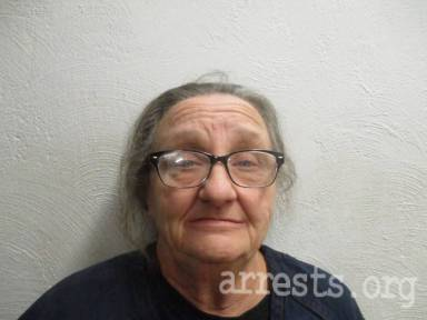 Alice Rosner Arrest Photo