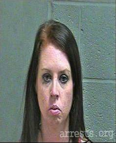 Candice Cowan Arrest Photo