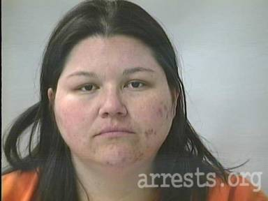 Monica Montalvo Arrest Photo
