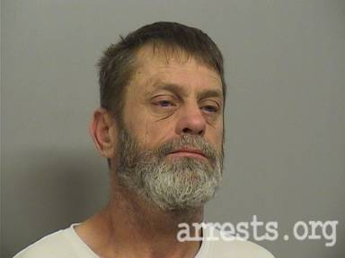 Randall Rudisaile Arrest Photo