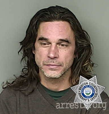 Falco Freeman Arrest Photo