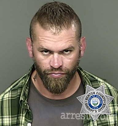 Peter Mulford Arrest Photo