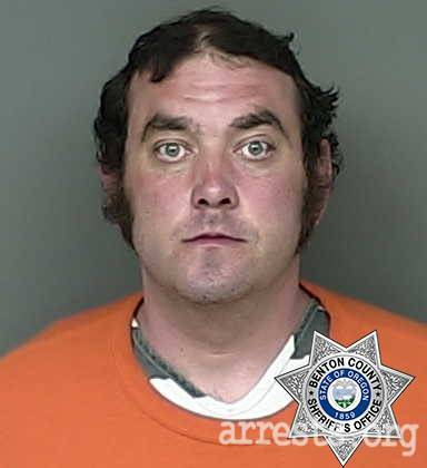 Timothy Mross Arrest Photo