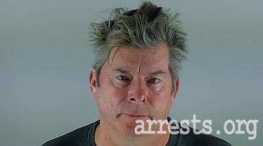 Mark Shatka Arrest Photo