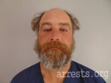 James Paris Arrest Photo